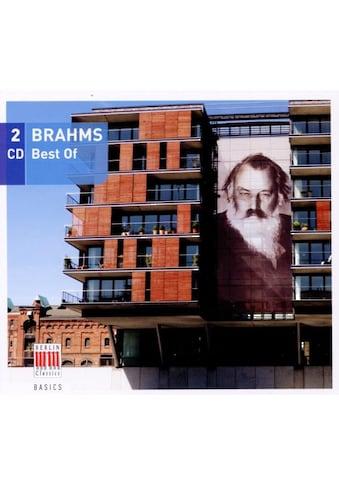 Musik-CD »Best Of Brahms / Various« kaufen