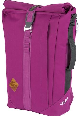 NITRO Freizeitrucksack »Scrambler, Grateful Pink«, mit Laptopfach kaufen