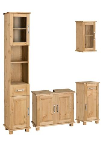 Home affaire Badmöbel-Set »Justas«, (4 St.) kaufen