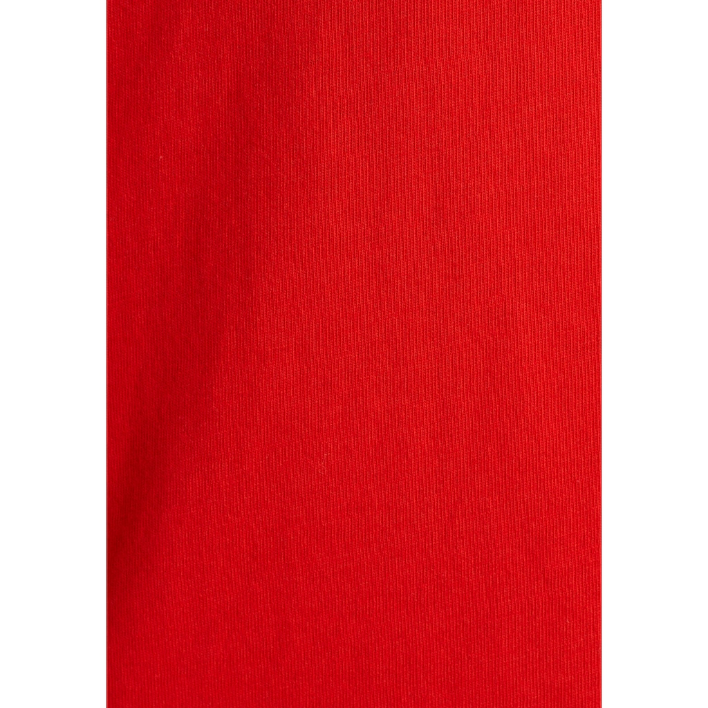 Esprit Print-Shirt, mit Logoprint
