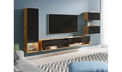 INOSIGN Wohnwand »Amadeo«, (Set, 4 St.) kaufen