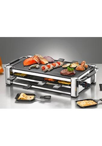 Rommelsbacher Raclette Fashion RCC 1500, 8 Raclettepfännchen, 1500 Watt kaufen