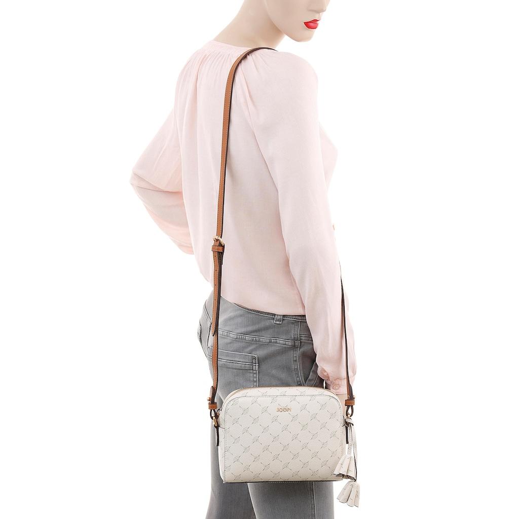 Joop! Umhängetasche »cortina cloe shoulderbag shz«, mit typischen Kornblumen-Allover-Muster