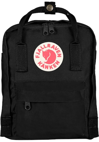 Fjällräven Freizeitrucksack »Kanken Mini, black« kaufen