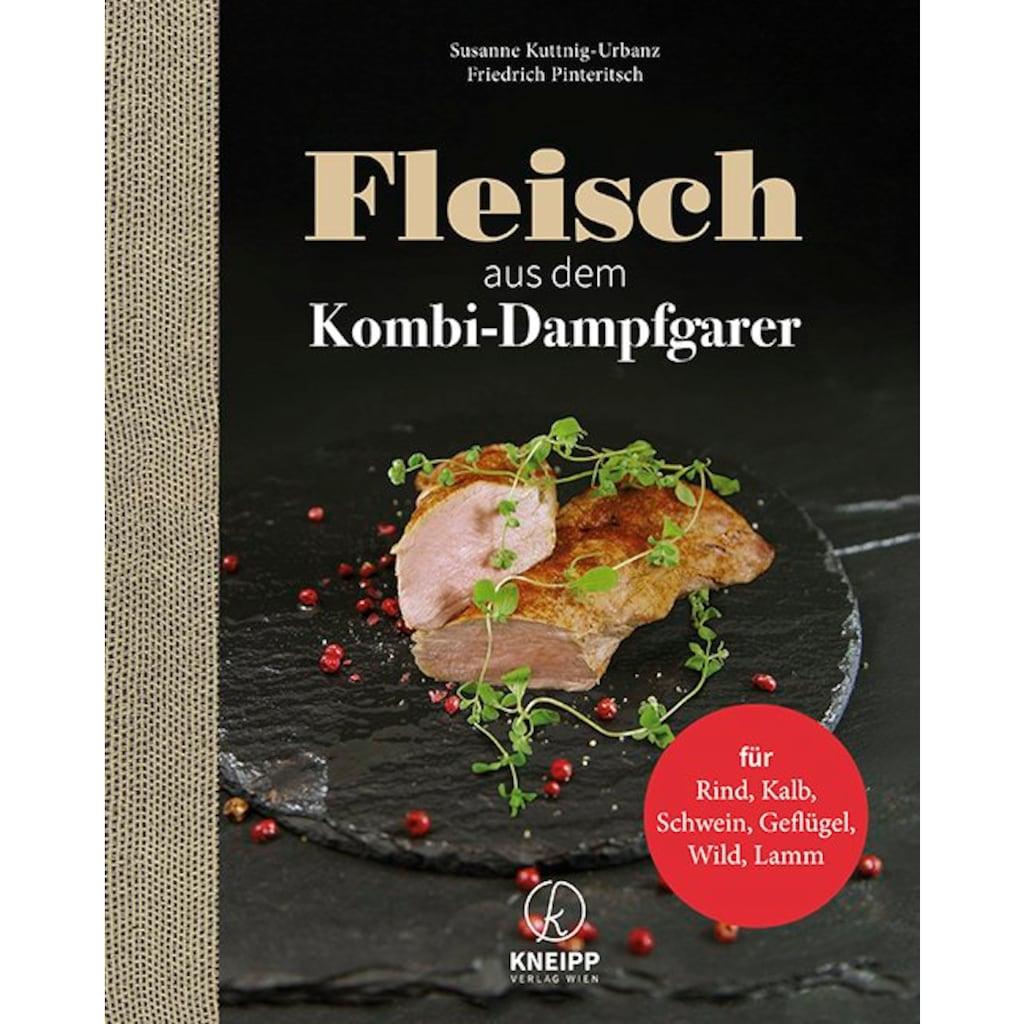 Buch »Fleisch aus dem Dampfgarer / Susanne Kuttnig-Urbanz, Friedrich Pinteritsch, Christine Kostner«