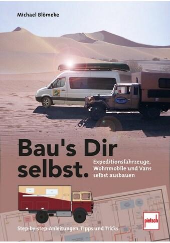 Buch »Bau's Dir selbst / Michael Blömeke« kaufen