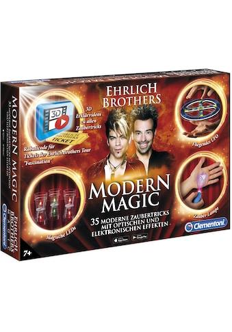 Clementoni® Zauberkasten »Ehrlich Brothers: Modern Magic«, Made in Europe kaufen
