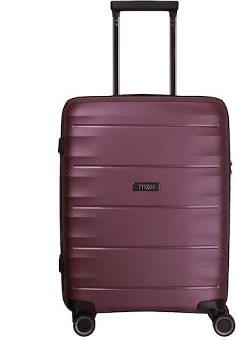 TITAN® Hartschalen-Trolley »Highlight, 55 cm«, 4 Rollen kaufen
