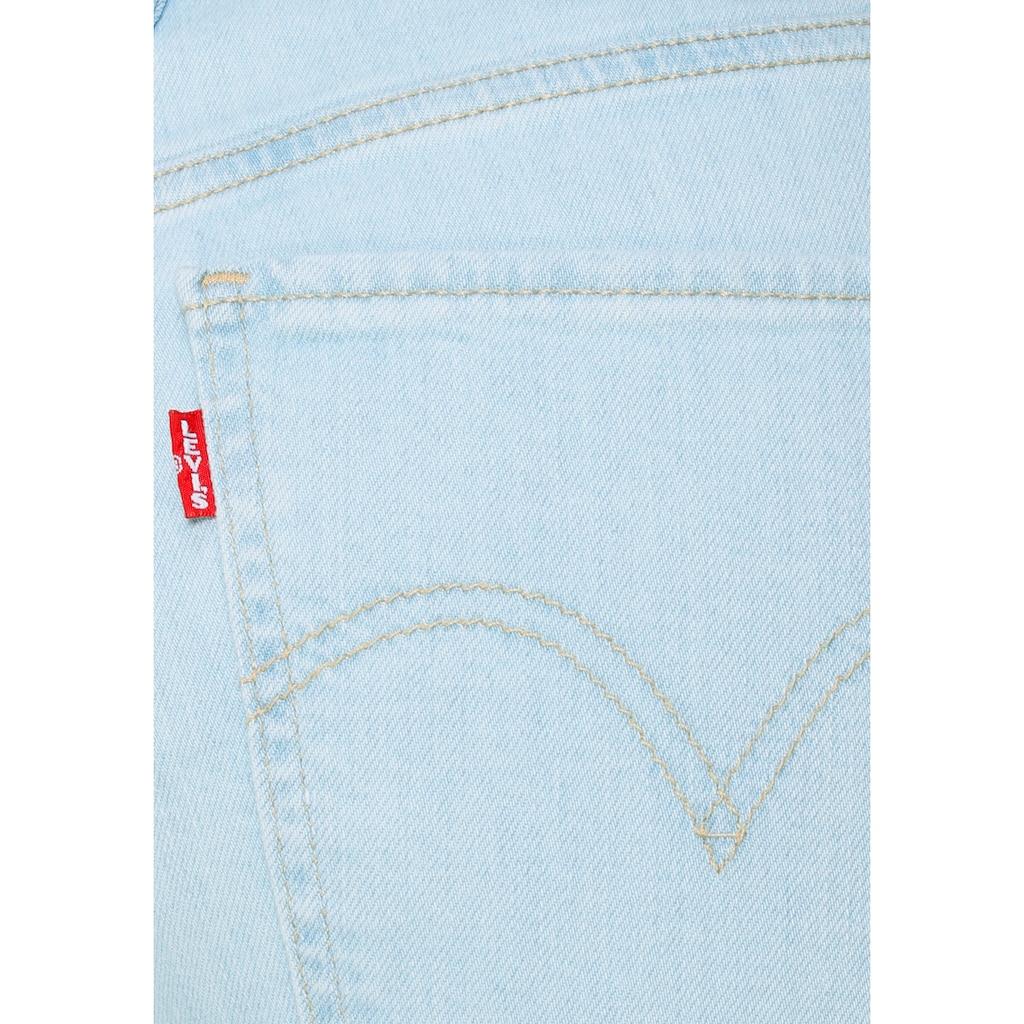 Levi's® Skinny-fit-Jeans »Mile High Super Skinny«, High Waist