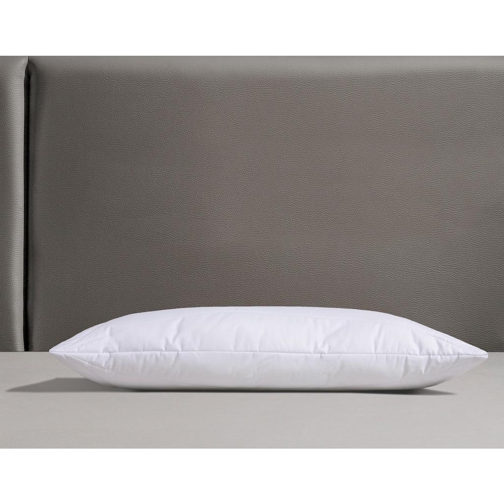 f.a.n. Frankenstolz Kunstfaserkopfkissen »Wellness Line«, (1 St.), Für gutes Schlafen