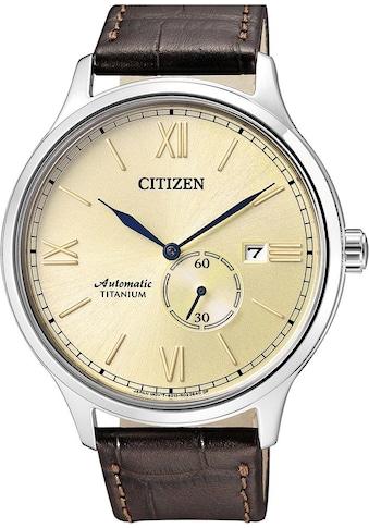 Citizen Automatikuhr »NJ0090 - 13P« kaufen