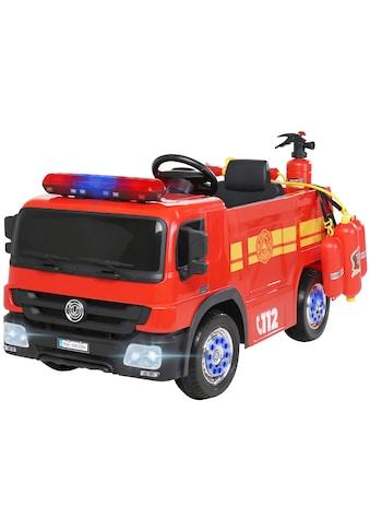MIWEBA Elektro - Kinderauto »Feuerwehr SX1818 rot«, für Kinder ab 3 Jahre, 12 V kaufen