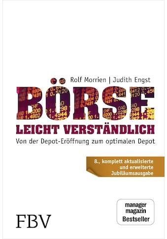 Buch »Börse leicht verständlich - Jubiläums-Edition / Judith Engst, Rolf Morrien« kaufen