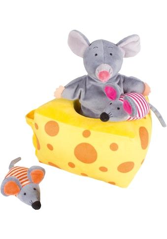beleduc Handpuppe »Mila Mouse und Freunde - Storyhandpuppe«, (Set, 4 tlg.) kaufen