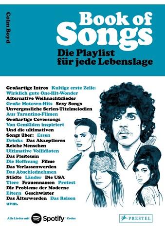 Buch »Book of Songs. Die Playlist für jede Lebenslage. Die wahren Geschichten hinter... kaufen