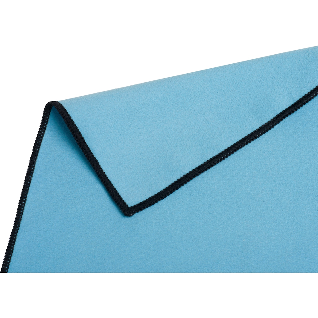 Gözze Badetuch »Lulu«, (1 St.), in schnell trocknender Mikrofaser Qualität