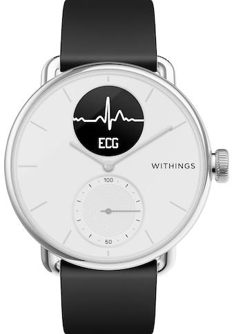 Withings Smartwatch »ScanWatch, 38mm« (, Proprietär kaufen