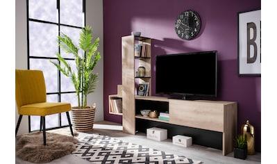 """my home TV-Board »Orense«, Breite ca. 185,5 cm, TV-Größe 50"""" kaufen"""
