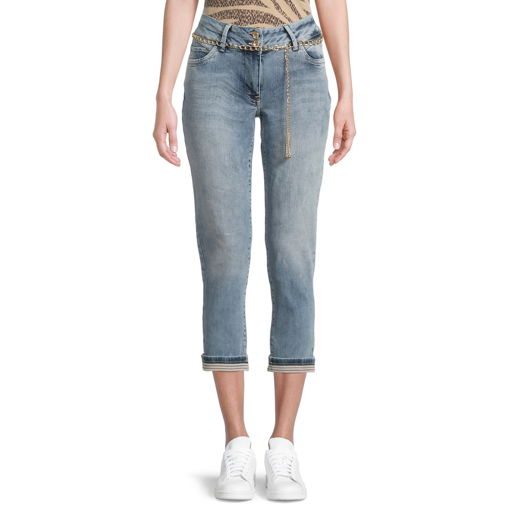 Betty Barclay 5-Pocket-Jeans »mit Waschung«