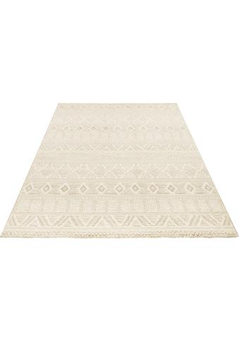 ELLE Decor Teppich »Roanne«, rechteckig, 11 mm Höhe, dichter Kurzflor, Boho-... kaufen