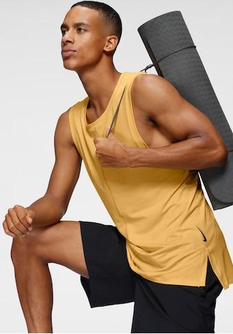 Nike Yogatop »Nike Dri-FIT Men's Yoga Training Tank« kaufen