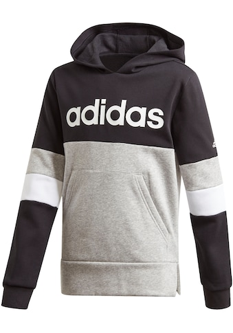adidas Performance Kapuzensweatshirt »YOUTH BOY LINEAR CLUB HOOD FLEECE« kaufen