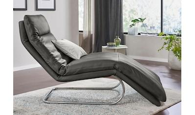 W.SCHILLIG Relaxliege »jill«, mit Wippfunktion, inklusive Rücken-, Fußteil- &... kaufen