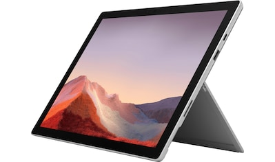 Microsoft Convertible Notebook »Surface Pro 7 - 4GB / 128GB i3 Platin«, ( 128 GB SSD), Intel® Core™ i3 Prozessor kaufen