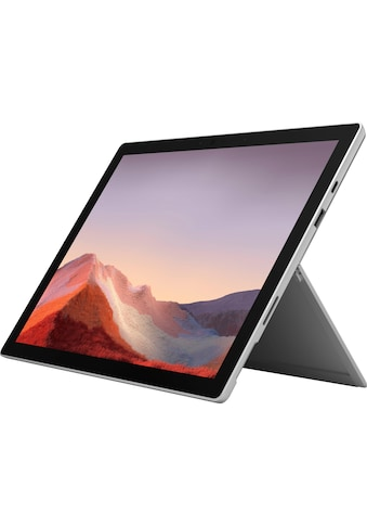 Microsoft Surface Pro 7  -  4GB / 128GB i3 Platin Convertible Notebook (31 cm / 12,3 Zoll, Intel,Core i3, 128 GB SSD) kaufen