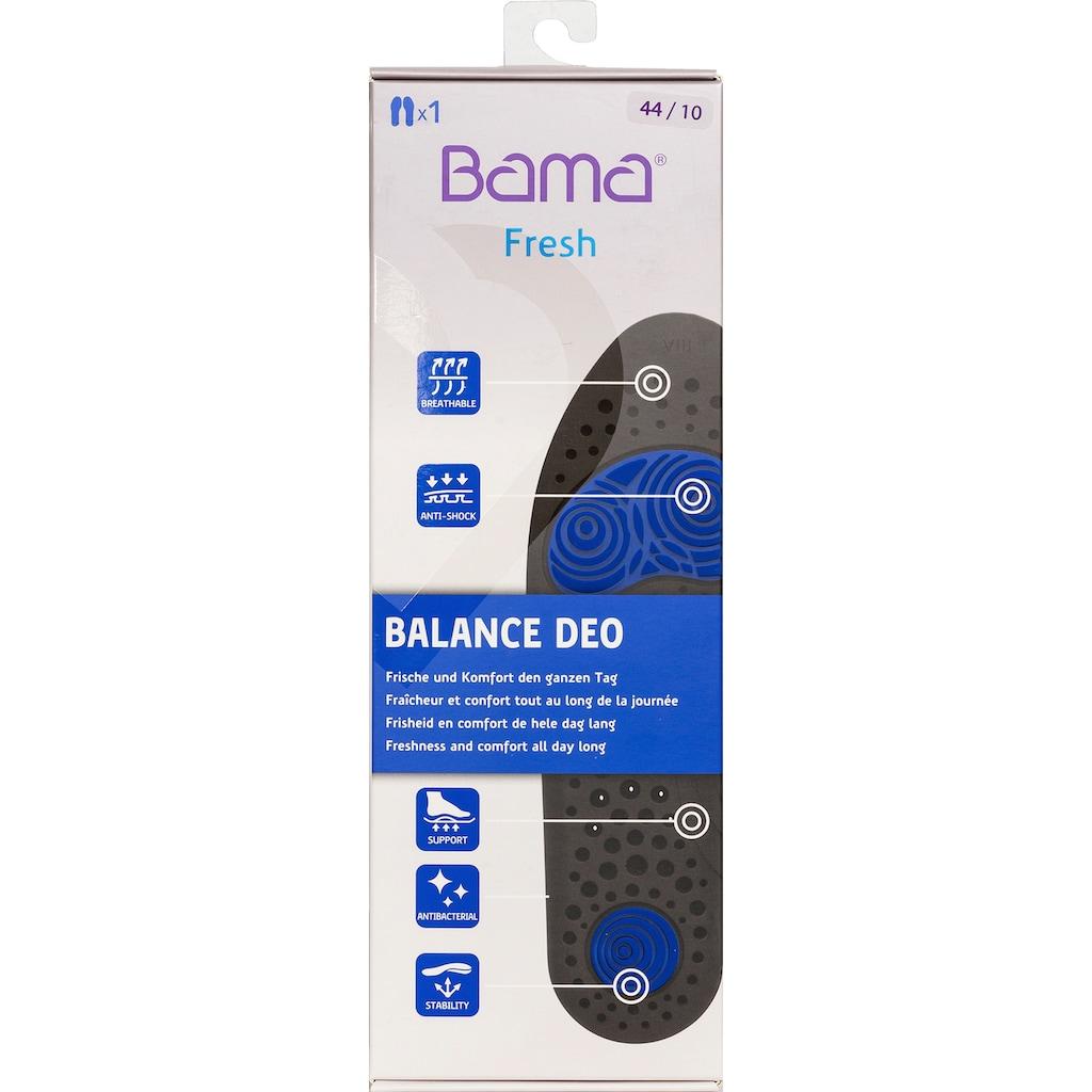Bama Fußbetteinlage »Balance Fresh«, (Packung)