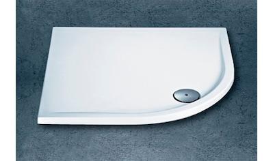 maw Duschwanne »rund«, BxT: 90 x 90 cm kaufen