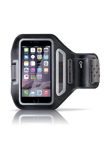 """Aplic Smartphone Fitness - Armband mit Schlüsselfach & Kopfhörerhalter »für Handys mit bis zu 4,7""""« kaufen"""