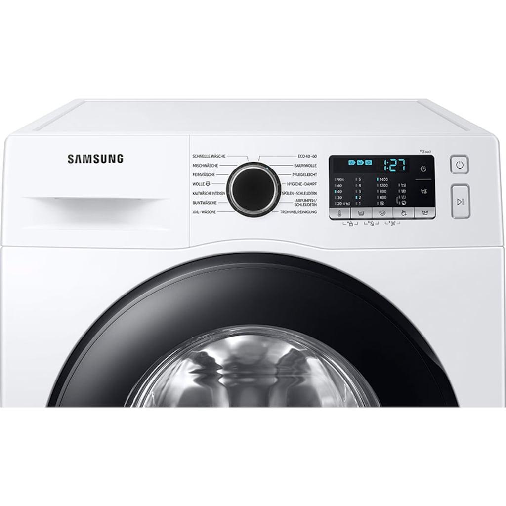 Samsung Waschmaschine »WW9ETA049AE/EG«, WW9ETA049AE/EG, 9 kg, 1400 U/min, SchaumAktiv