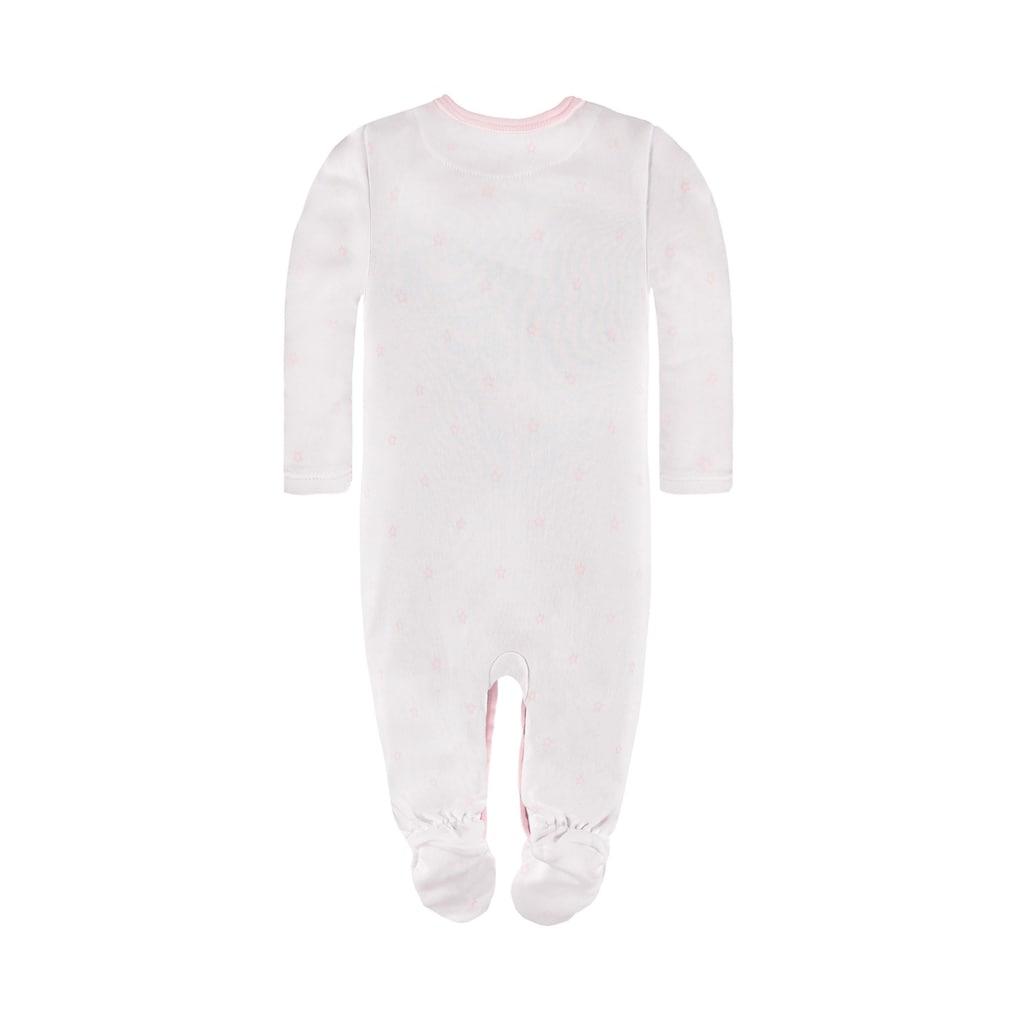 Bellybutton Schlafstrampler langärmlig mit Sternchen