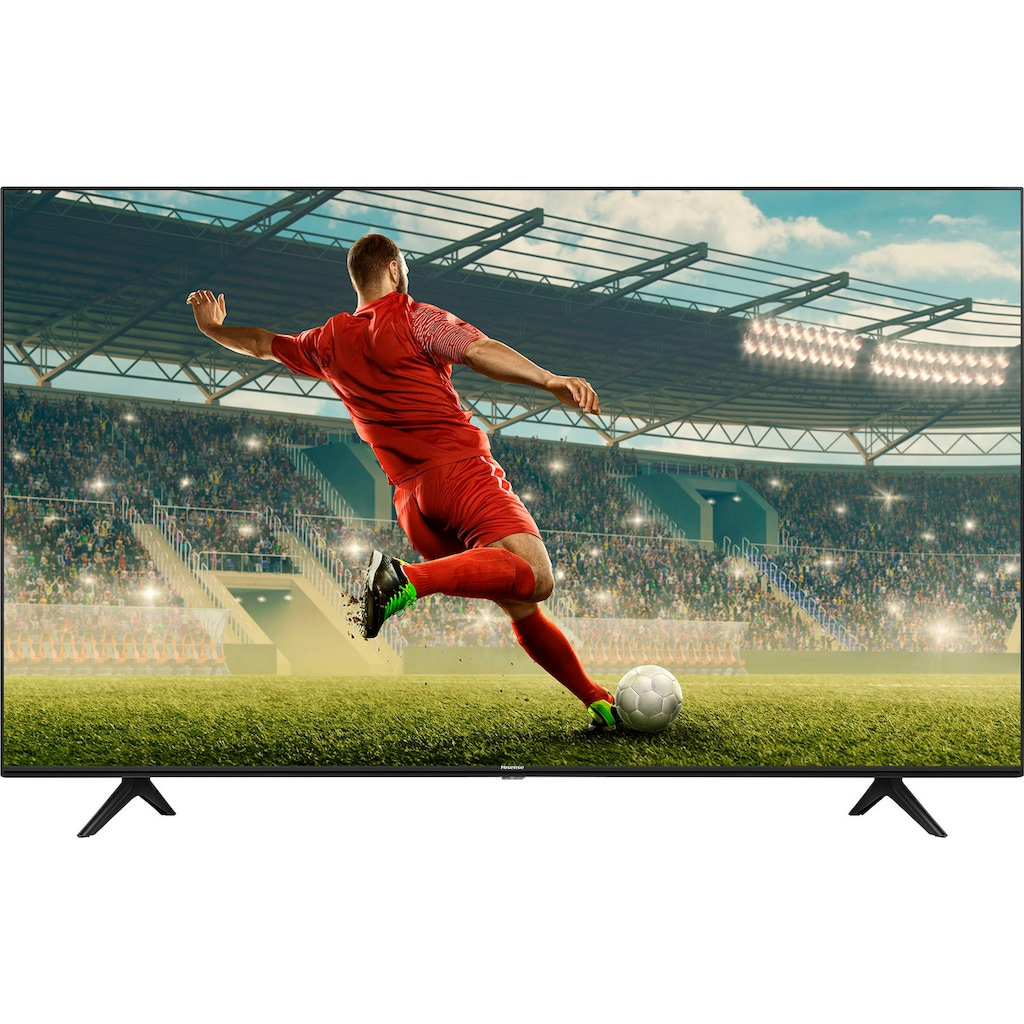 "Hisense LED-Fernseher »43AE7010F«, 108 cm/43 "", 4K Ultra HD, Smart-TV, 4K Ultra HD"