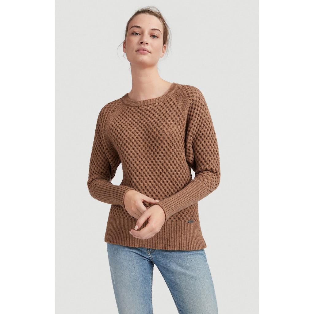 "O'Neill Strickpullover »""Honeycomb Knit""«"