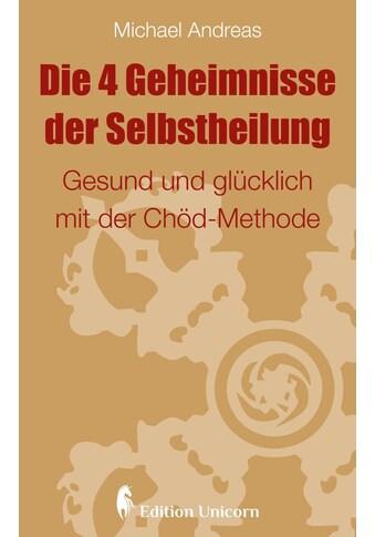 Buch »Die 4 Geheimnisse der Selbstheilung / Michael Andreas« kaufen