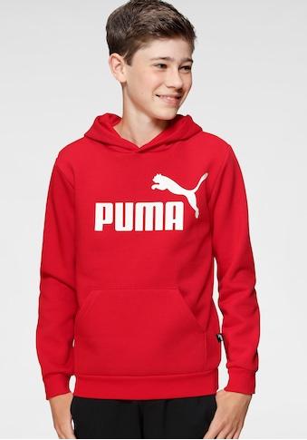 PUMA Kapuzensweatshirt »ESSENTIAL LOGO FLEECE HOODY BOYS« kaufen