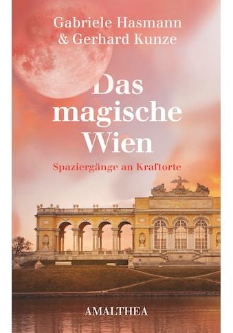 Buch »Das magische Wien / Gabriele Hasmann, Gerhard Kunze« kaufen
