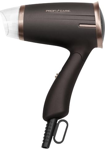 ProfiCare Haartrockner »PC-HT 3009«, kompakter Haartrockner mit 1400 Watt kaufen
