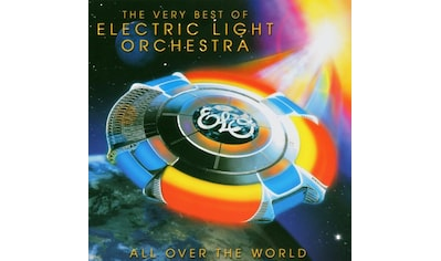 Musik - CD ALL OVER THE WORLD: THE VERY B / ELECTRIC LIGHT ORCHESTRA, (1 CD) kaufen