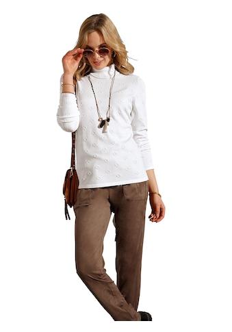 Ambria Rollkragenpullover »Rollkragen-Pullover« kaufen
