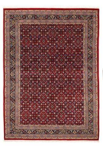 OCI DIE TEPPICHMARKE Orientteppich »Himla Herati«, rechteckig, 20 mm Höhe, reine... kaufen