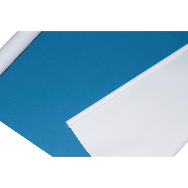 Seitenzugrollo »One size Style uni Verdunkelung«, sunlines, verdunkelnd, freihängend