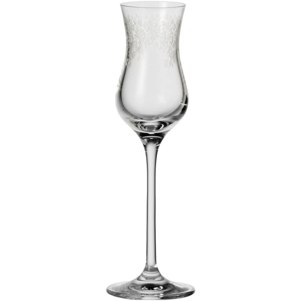 LEONARDO Grappaglas »Chateau«, (Set, 6 tlg.), 90 ml, Teqton-Qualität, 6-teilig