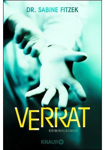 Buch »Verrat / Sabine Fitzek« kaufen