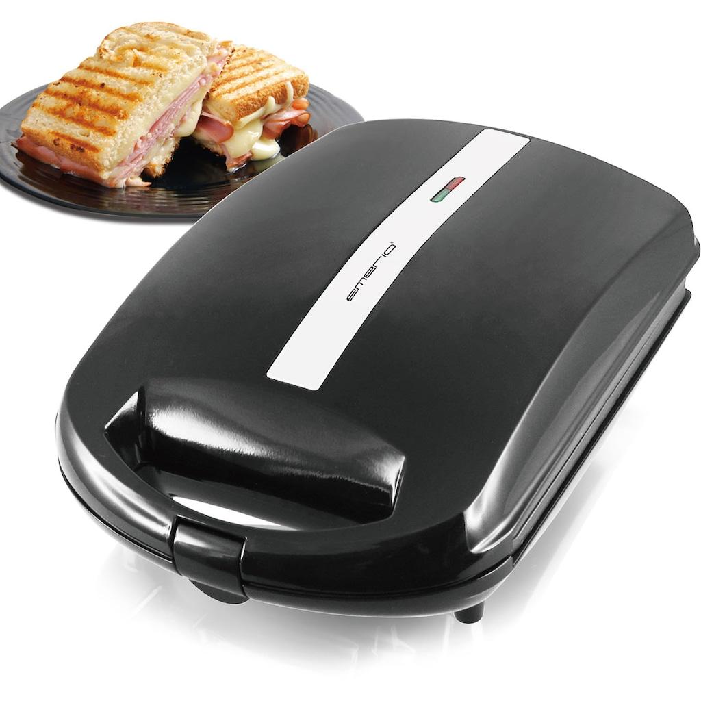 Emerio Sandwichmaker »ST-111153 FAMILY«, 1300 W