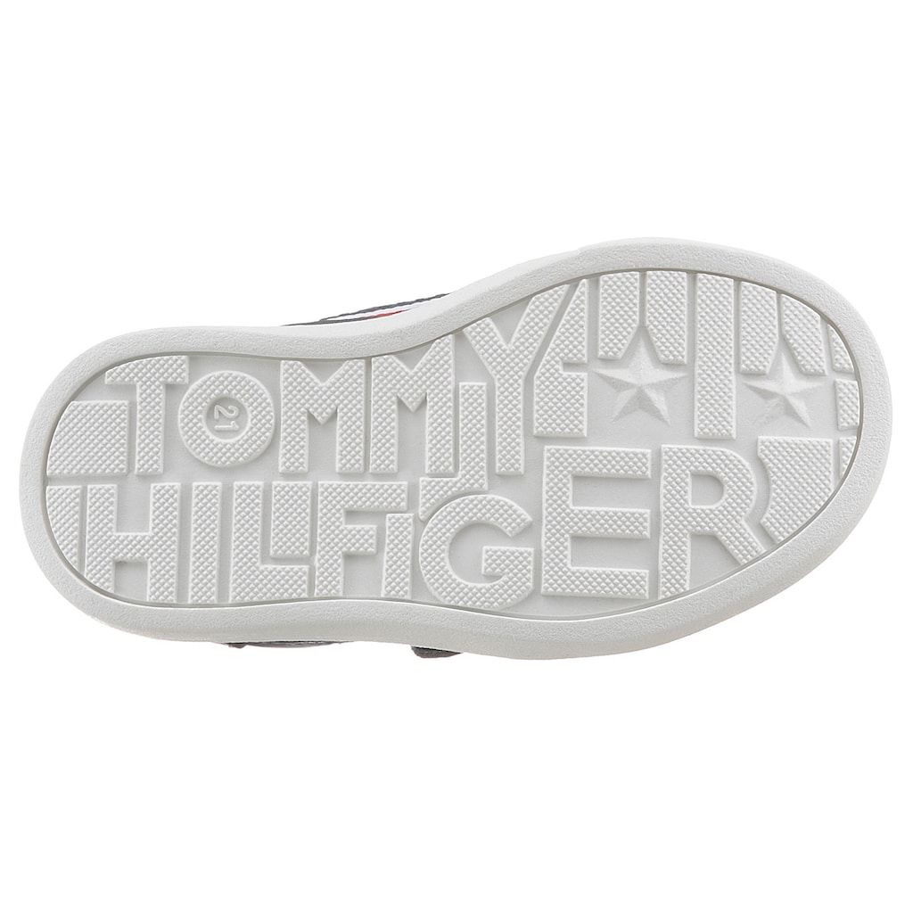 Tommy Hilfiger Klettschuh »Juice«, mit Logoschriftzug