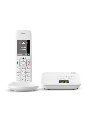 Gigaset Schnurloses DECT-Telefon »GIGASET E370A« kaufen