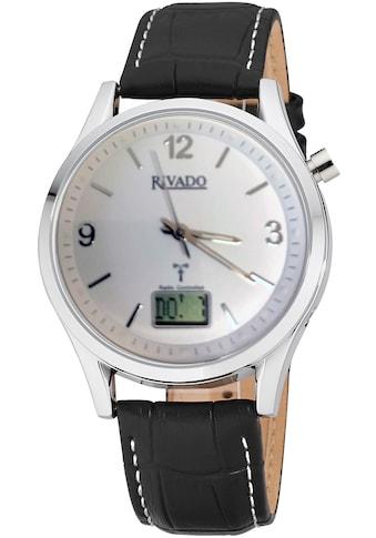 RIVADO Funkuhr »RIGS-10539-12L« kaufen